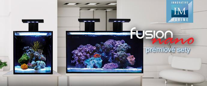 Mořská akvária fusion kit