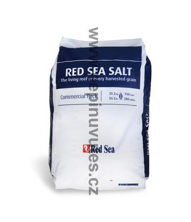 Mořská sůl Red Sea, 25 kg pytel