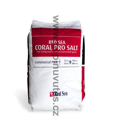 Mořská sůl Red Sea Coral Pro, 25 kg pytel