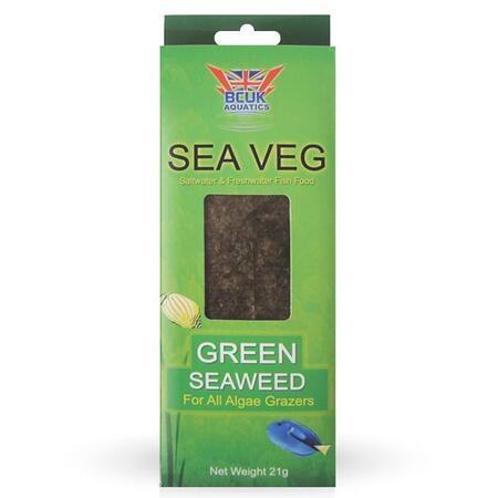 Sea Veg Seaweed Green  zelená řasa 21 g
