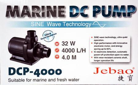 Čerpadlo Jebao DCP 4000