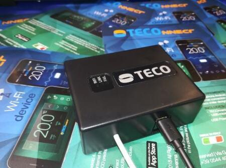 TECOnnect WiFi kit