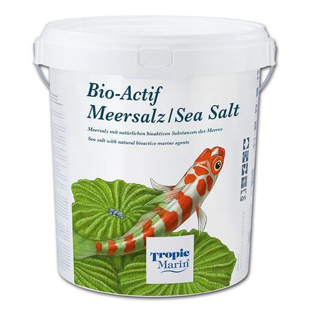 Mořská sůl TROPIC MARIN Bio-actif 10 kg