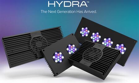 AI Hydra 52 HD - akvarijní svítidlo 52-LED (bílá)