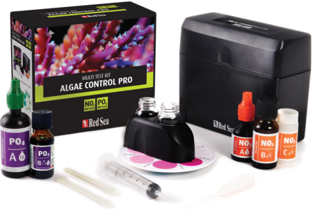 Red Sea Algae Control PRO Multi Test Kit (NO3/PO4)