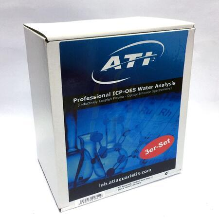 ATI ICP-OES Water Analysis  Set 3 ks Test
