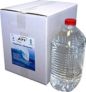 ATI přírodní mořská voda 20 Litrů