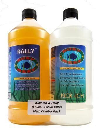 Výhodné balení Kick-ich/Rally (2x 960ml)