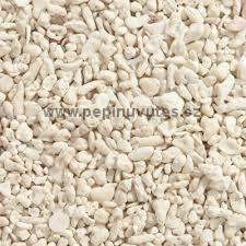 Korálový písek 3 mm 1 kg