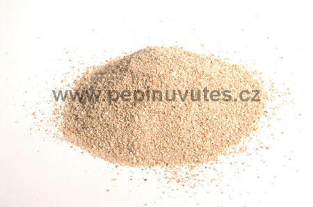 Korálový písek jemný 0,5 -1 mm 1 kg