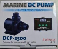 Čerpadlo Jebao DCP 2500