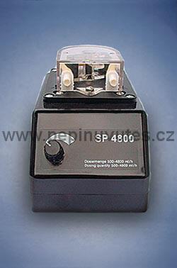 Dávkovací čerpadlo Grotech SP 4800 500-4800 ml