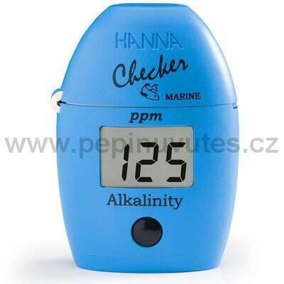 Hanna Checker HI 755 alkalita alk/ KH