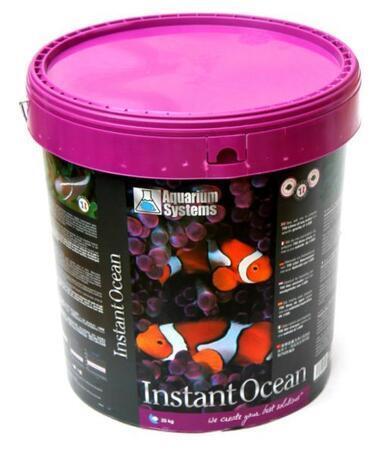 Mořská sůl INSTANT OCEAN 20 kg - 480 litrů kbelík