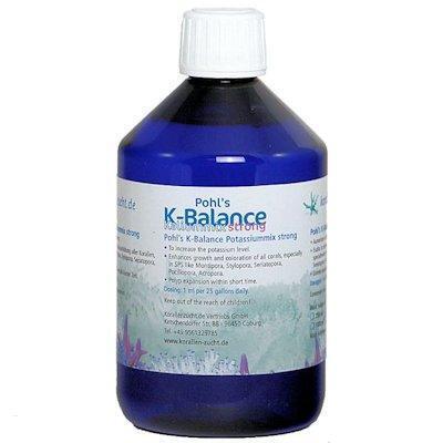 Korallenzucht K-Balance 500 ml