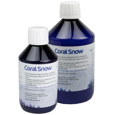 Korallenzucht Coral Snow 500 ml