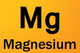 hořčík Magnesium Mg