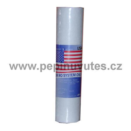 Filtrační vložka pro filtr reverzní osmózy 1 mikron