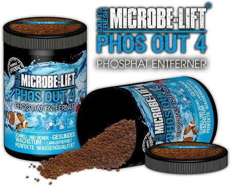 Microbe-Lift Phos Out 4 Granulat 1000 ml