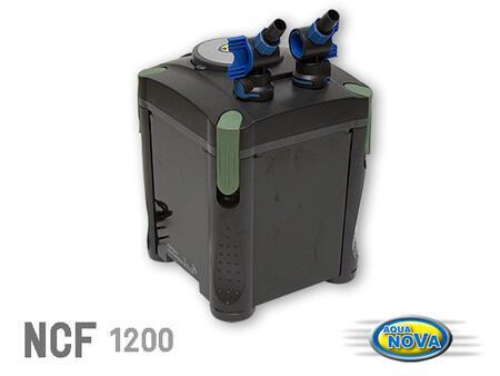 Kanystrový filtr pro akvária NCF-1200
