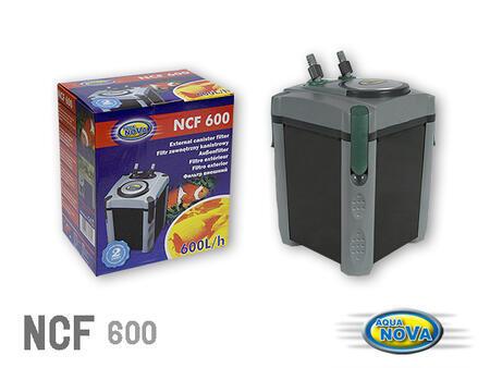 Kanystrový filtr pro akvária NCF-600