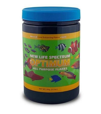 New Life Spectrum Optimum All Purpose Flakes 90 g - vločkové krmivo