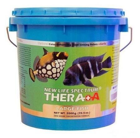 New Life Spectrum THERA + A large fish formula 3 mm 2000 g