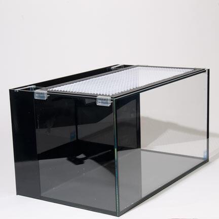 Akvárium Nuvo Fusion - Nano 20 (76 litrů) (vč. čerpadla a filtrace)