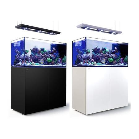 Red Sea Reefer Peninsula 500 černá Deluxe 3 x LED Hydra 26 HD