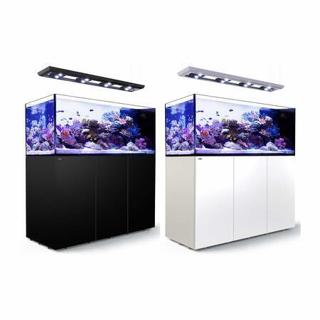 Red Sea Reefer Peninsula 650 černá Deluxe 4 x LED Hydra 26 HD