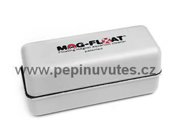 Plovoucí magnetická stěrka na akvária XL do 30 mm
