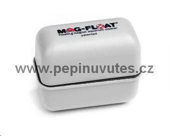 Plovoucí magnetická stěrka na akvária malá do 6 mm