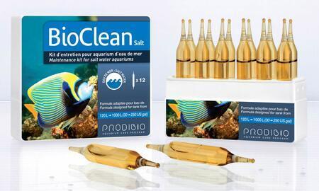 Prodibio BioClean salt 12 amp