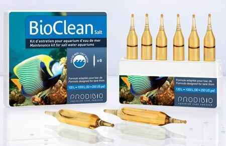 Prodibio BioClean salt 6 amp