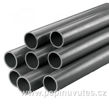 PVC-U Trubka 40 mm 1 metr
