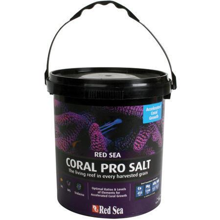 Mořská sůl Red Sea coral pro 7 kg kbelík