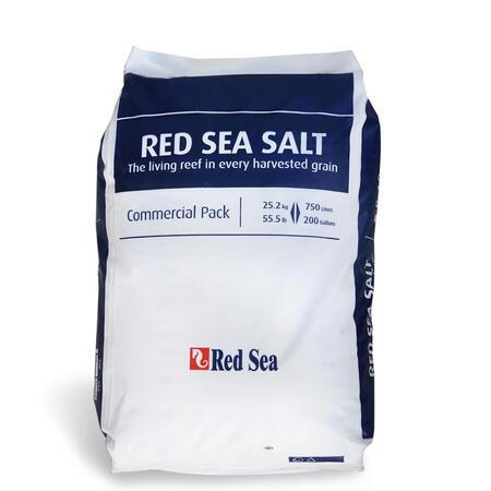 Mořská sůl Red Sea salt 25 kg pytel