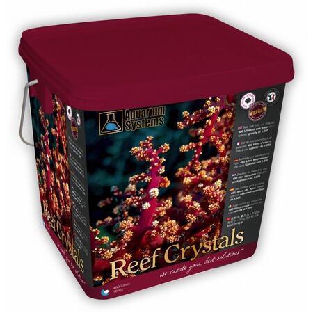 Mořská sůl REEF CRYSTALS 10 kg kbelík