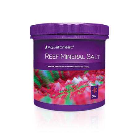 Aquaforest Reef Mineral Salt 400 g