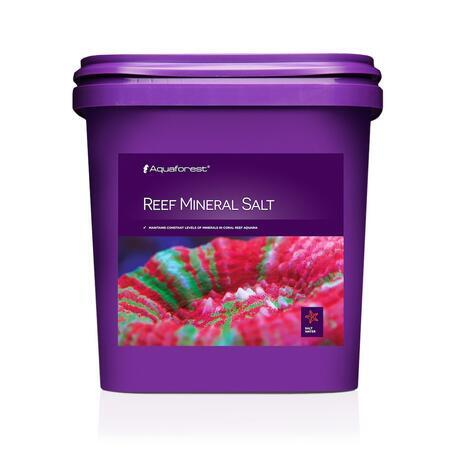 Aquaforest Reef Mineral Salt 5 000 g