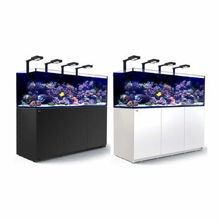 Red Sea Reefer XXL Deluxe 750 černá 4 x LED Hydra 26 HD
