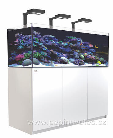 Red Sea Reefer Deluxe XL 525 bílá 3 x Hydra 26 HD