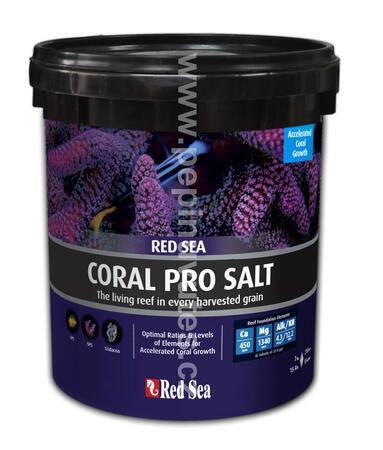 Mořská sůl Red Sea Coral Pro, 7 kg kbelík