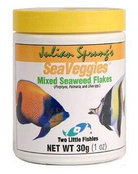 SeaVeggies-Mixed - vločky (flakes) z moř.řas, 30g