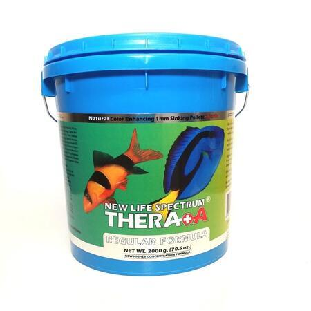 New Life Spectrum THERA + A regular formula 1 mm 2000 g