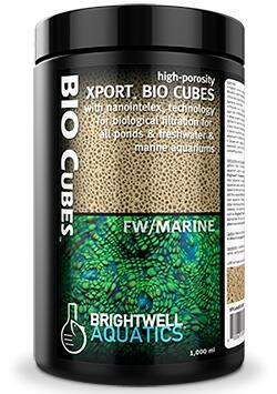 Xport BIO Cubes - filtrační kostky k odstranění BIO odpadu (1000ml)