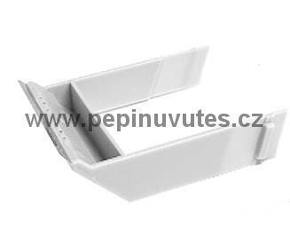 Náhradní žiletky 2 ks pro magnetické stěrky se žiletkou Bakker Magnetics