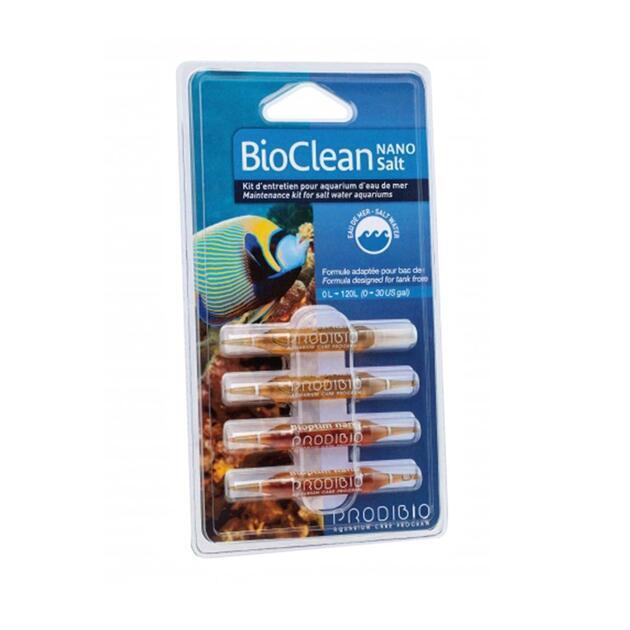 Prodibio BioClean nano salt 4 amp