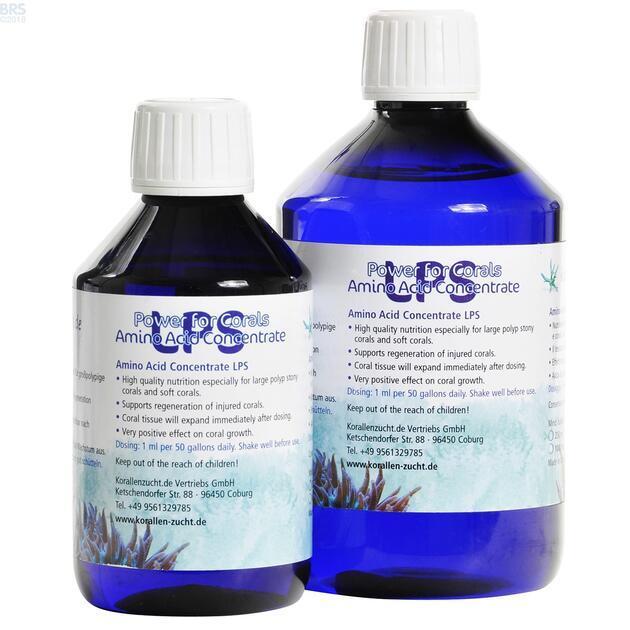 Korallenzucht Aminoacid Concentrate LPS 250 ml