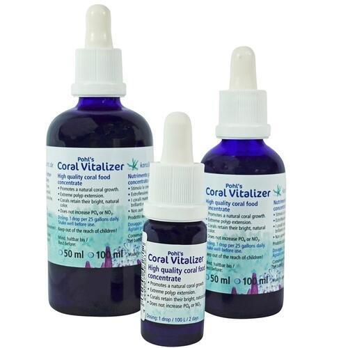 Korallenzucht Coral Vitalizer koncentrát-krmivo pro korály 10 ml